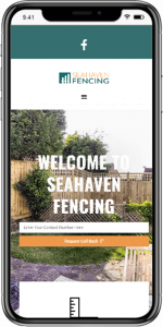 iphone seahaven The Web Design Guys